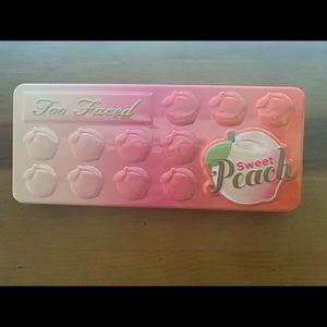 New Too Faced Sweet Peach